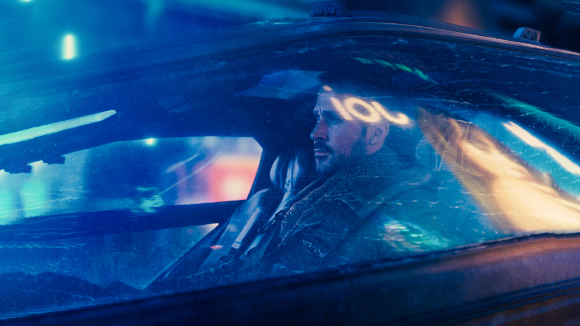 blade runner 2049 free wallpaper