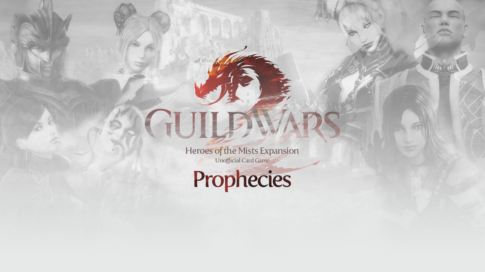guild wars 2 card game expanson prophecies