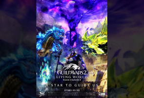 Guild Wars 2 Movie Poster Season 4