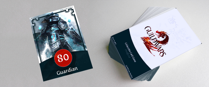 Guild Wars 2 Card Game Heroes of the Mists Deck